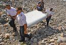 Tin thế giới - Pháp xác nhận cánh phụ máy bay trôi dạt là của MH370