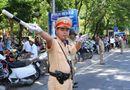 Tin trong nước - Công an Hà Nội đảm bảo giao thông phục vụ Lễ khai giảng