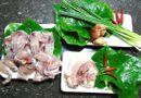 Ăn - Chơi - Cách chế biến món ếch xào lá lốt thơm ngon đúng vị