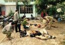 An ninh - Hình sự - Mang 27 con chó vừa trộm đi tiêu thụ, nhóm cẩu tặc sa lưới