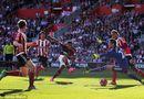 Bóng đá - Southampton 2-3 M.U: Martial rực sáng trong lần đầu đá chính
