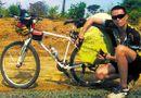 Gia đình - Tình yêu - Chàng trai đạp xe đến châu Phi sau tranh cãi với người yêu