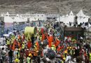 Tin thế giới - Những hình ảnh kinh hoàng trong vụ giẫm đạp Mecca khiến hơn 700 người thiệt mạng