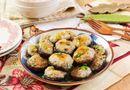 Ăn - Chơi - Cá nhồi nấm, salad tôm kiểu thái thơm cay đậm vị
