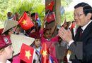 Tin trong nước - Chủ tịch nước kết thúc tốt đẹp chuyến thăm Cu ba