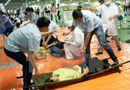 Tin trong nước - Nam Định: Cấp cứu kịp thời 48 công nhân bị ngộ độc thực phẩm