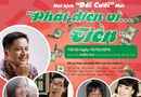 """Tin tức giải trí - Tại Bà Nà Hills: Nghệ sỹ Chí Trung và Vân Dung cùng """"phát điên vì tiền"""""""