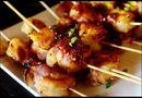 Ăn - Chơi - Thịt cuộn tôm, dứa nướng thơm dễ làm, ngon cơm