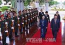 Tin trong nước - Phó Chủ tịch nước Nguyễn Thị Doan thăm chính thức Lào