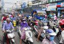 Tin trong nước - Khắc phục tình trạng ùn tắc giao thông cục bộ tại Hà Nội và TP.HCM