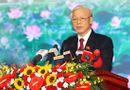 Tin trong nước - Phát biểu của Tổng Bí thư Nguyễn Phú Trọng tại Đại hội Đảng bộ Hà Nội lần thứ 16