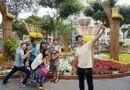 Tin trong nước - Tết Bính Thân 2016: Đường hoa Nguyễn Huệ tại TP HCM về vị trí cũ