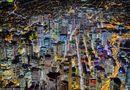 Ăn - Chơi - Ngắm các thành phố lớn rực ánh đèn từ độ cao 2.000 m