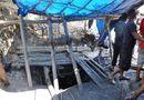 Tin trong nước - Hòa Bình: Sập hầm than khiến 1 người chết, 2 người mất tích