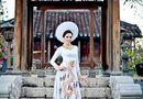 Tin tức giải trí - Lệ Quyên mang hình ảnh 54 dân tộc tới Hoa hậu Siêu Quốc gia
