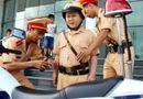 Tin trong nước - Cảm động 2 giờ làm CSGT của cậu bé mắc bệnh  ung thư ở Đà Nẵng