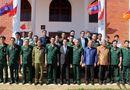 Tin trong nước - 7 cán bộ, chiến sỹ BĐBP Hà Tĩnh đón nhận Huân chương LĐ hạng Ba của CHDCND Lào