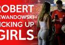 Thể thao 24h - Đóng giả Lewandowski lừa xin số điện thoại gái xinh trên phố