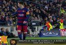 Bóng đá - Messi bị bắt gặp uống thuốc khi đang thi đấu trên sân