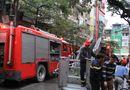 Tin trong nước - Cháy lớn tại quán Karaoke khiến mọi người hoảng loạn
