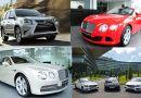 Thị trường - Đại gia Hà thành gây choáng: Mỗi tuần một siêu xe triệu đô