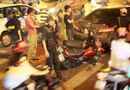 Tin trong nước - Nam thanh niên điều khiển xe Camry đâm liên hoàn giữa giao lộ Sài Gòn