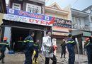 Tin trong nước - Lâm Đồng: Hỏa hoạn tại đại lý gas, 3 người nhập viện