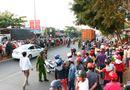 Tin trong nước - Đắk Lắk: Đón con đi học về, thai phụ bị container cán tử vong
