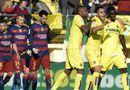 Bóng đá - Villarreal 2-2 Barca: Đứt mạch thắng