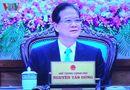 Tin trong nước - Thủ tướng Nguyễn Tấn Dũng phát biểu chia tay Chính phủ