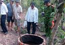 An ninh - Hình sự - Phát hiện một phụ nữ chết cháy dưới giếng hoang