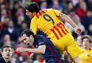 Bóng đá - Suarez, Neymar thi nhau chơi bẩn với cầu thủ Atletico Madrid
