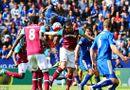 Bóng đá - Leicester 2-2 West Ham: Chia điểm siêu kịch tính