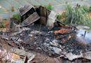 An ninh - Hình sự - Cãi nhau với vợ, chồng đốt nhà làm 3 người thương vong