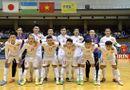 Bóng đá - ĐT Futsal Việt Nam thua thảm Nhật Bản trong trận giao hữu