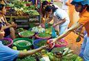 Thị trường - Chỉ số giá tiêu dùng (CPI) tháng 4 của Hà Nội tiếp tục tăng