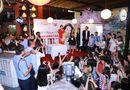 Tin tức giải trí - Hồ Hạnh Nhi cười hết cỡ trong buổi off fan