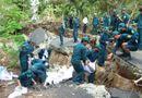 Tin trong nước - Sạt lở đất trên diện rộng tại tỉnh Cà Mau
