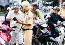 Tin trong nước - Công an Hà Nội đã xử lý 1.555 trường hợp vi phạm giao thông