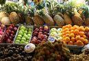"""Thị trường - Trái cây ngoại và nỗi lo hoa quả """"bẩn"""""""