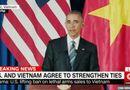 Tin thế giới - Truyền thông quốc tế đưa tin việc Hoa Kỳ dỡ bỏ cấm vận vũ khí Việt Nam