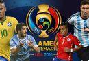 Bóng đá - Danh sách 16 đội tham dự Copa America 2016