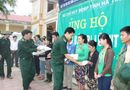Chủ quyền - BĐBP Hà Tĩnh: Chung tay, góp sức ủng hộ đồng bào vùng lũ
