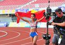 Clip: Phạm Thị Bình giành huy chương vàng điền kinh