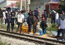 Tin trong nước - Tàu hỏa đâm xe tải, 2 người tử vong tại chỗ