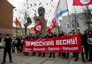 Tin thế giới - Người biểu tình chiếm trụ sở chính quyền ở đông Ukraina