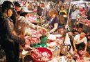 Miền Bắc - Bát nháo thực phẩm chợ đầu mối