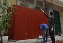 """Tin trong nước - Clip: Cận cảnh ngôi nhà """"chống khủng bố"""" tại Hà Nội"""