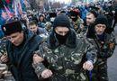Tin thế giới - Chùm ảnh đụng độ ở miền đông Ukraina