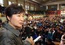 Tin thế giới - Tổng thống Hàn Quốc: Đào ngũ ở phà Sewol tương đương  giết người